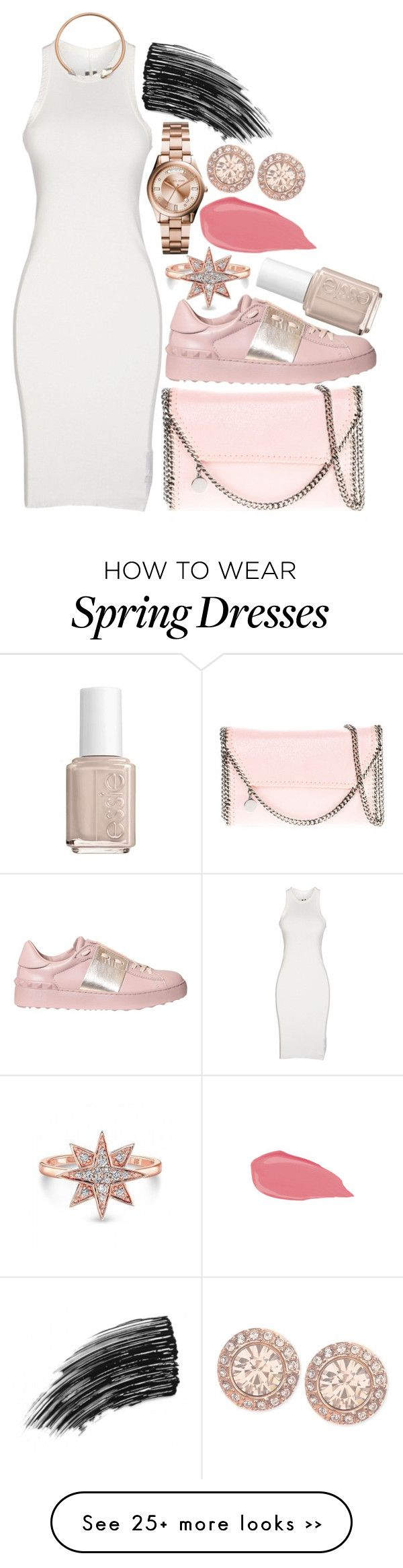"""""""DRKSHDW by Rick Owns , Valentino and Stella McCartney"""" by camimi1d on Polyvore"""
