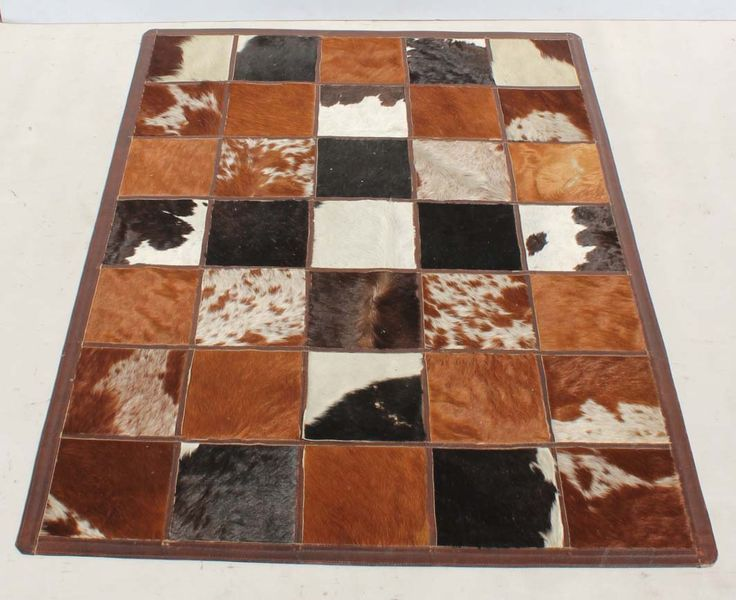 Nguni Skin Block Rug Carpet Condition:  Used  Nguni Skin Block Rug Carpet  size: 1590 L x 1030 W  R3500  Cell 076 706 4700  Tel 021 - 558 7546  www.furnicape.co.za  0314