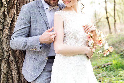 Brautstrauß FLORICA | Styled Shoots für eine märchenhafte Hochzeitsstimmung - Foto Tausendschön Photograhie