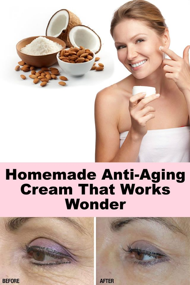 Homemade Anti-Aging Cream That Works Wonder – Heal…