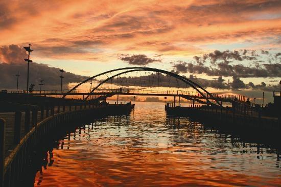 Photo provided by Frankston City Council. Frankston foreshore, Victoria, Australia