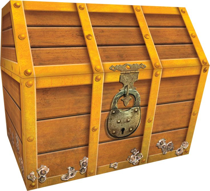 Treasure Chest - Use this Treasure Chest to hold:  rewards for achievements readers manipulatives for learning centers special surprises wristbands, stickers, and more!