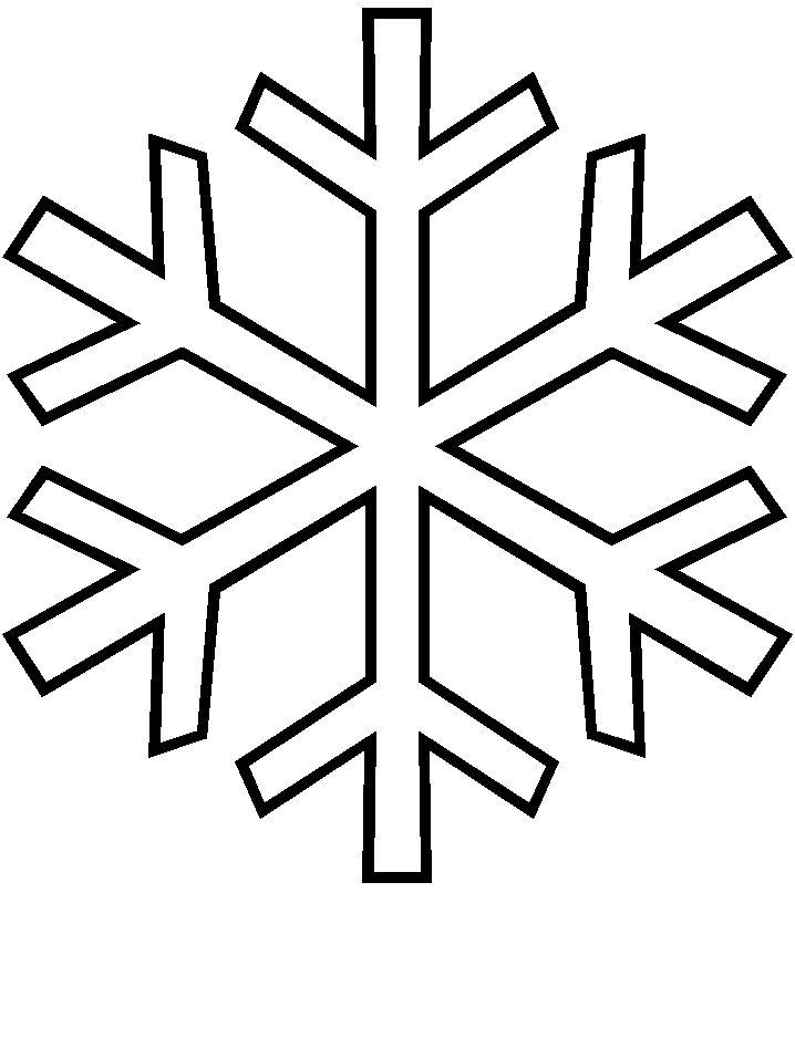 25 unique Snowflake coloring pages ideas on Pinterest  Snowflake