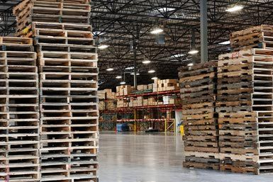 helpful tips on where to get pallets