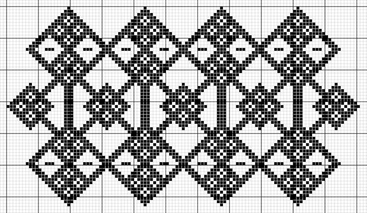 kogin sashi free pattern http://kazajirushi.blog81.fc2.com/blog-entry-976.html