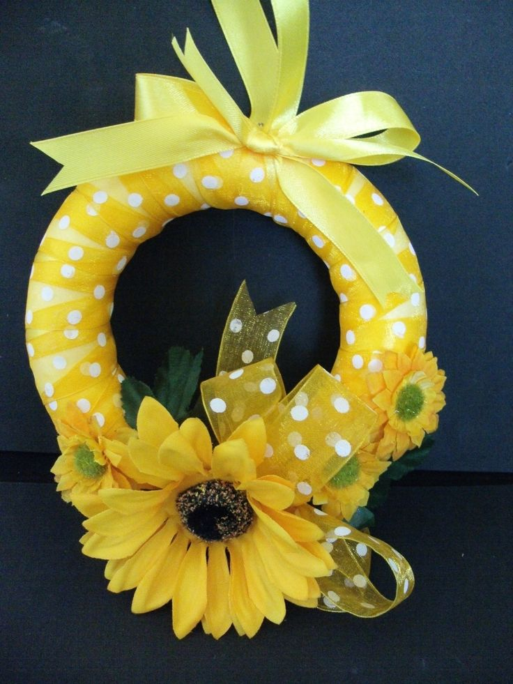hand made wreath philipp juci