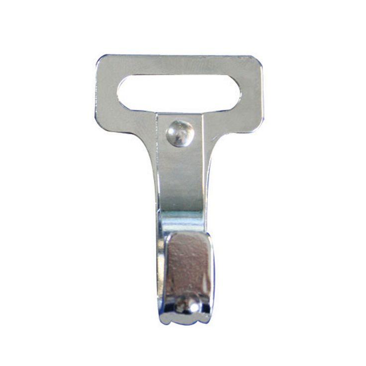 J Hook for 71144, nickel plated steel image