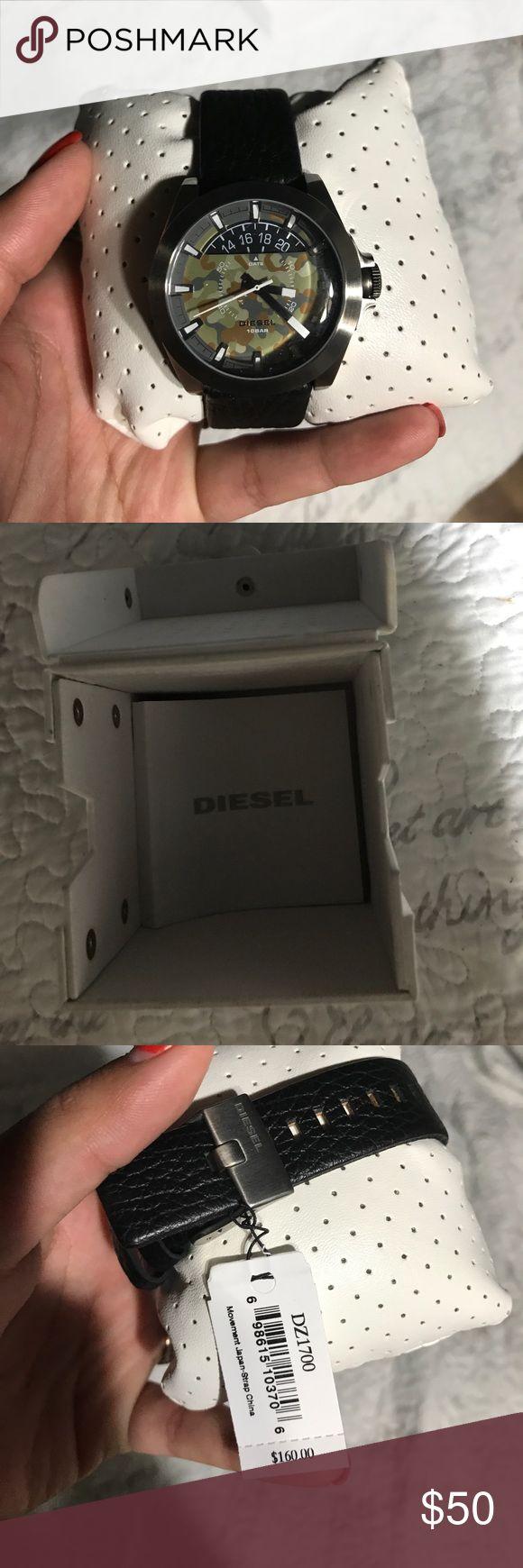 Diesel watch. Brand new!!! Working battery. Diesel Accessories Watches