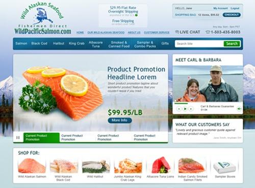 Salmon – CASE STUDY