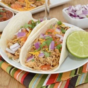 Chicken Tacos By Jackie Food Recipes Arbonne Recipes