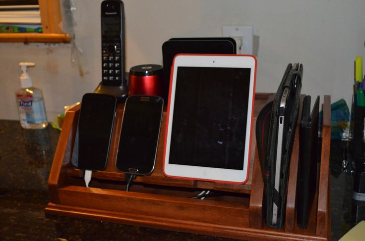 25 unique phone charging stations ideas on pinterest charging stations charging station for. Black Bedroom Furniture Sets. Home Design Ideas
