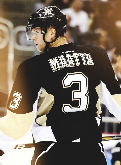 Olli Maatta • Pittsburgh Penguins • pittsburghpens18.tumblr.com