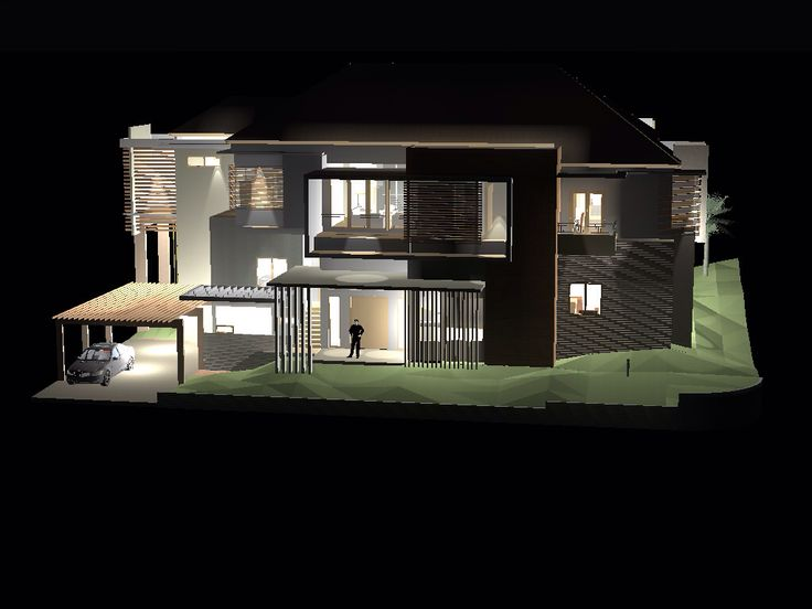 Design, House at Citraland Manado