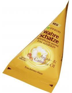 myTime Angebote Garnier Wahre Schätze Tiefenpflege-Maske Argan- & Camelia-Öl: Category: Drogerie > Körperpflege & Kosmetik…%#lebensmittel%