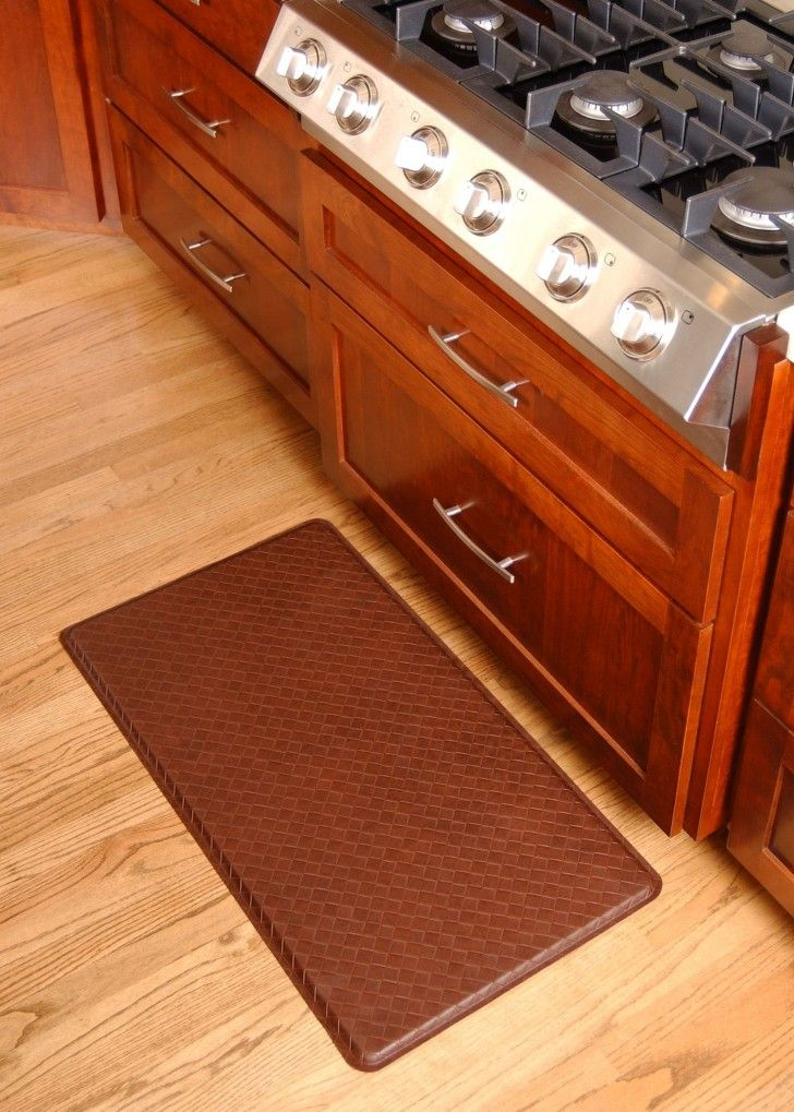 Kitchen Gel Floor Mats Part - 18: GelPro Kitchen Mats - Best Kitchen Mats Ever And They Look Good Too!