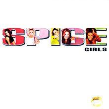 Spice Girls Spice Album