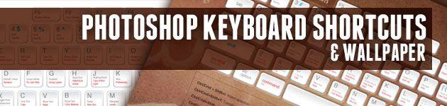 Free Wallpaper - Adobe Photoshop Keyboard Shortcuts