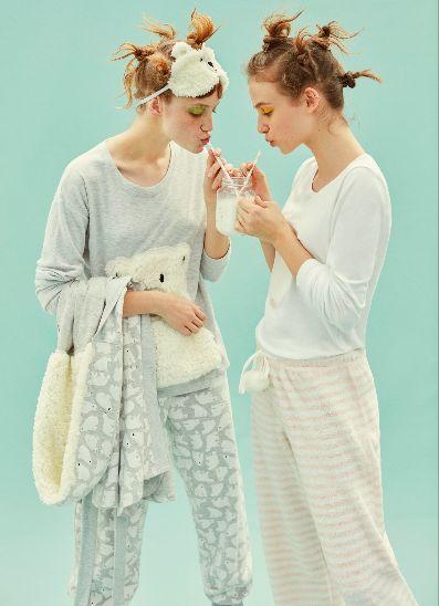 2017 Kış Pijama Modası - Ev Kıyafetleri www.modahayatimda.com