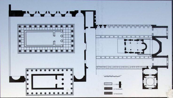 side tapınaklar vadisi bazilikası İki antik tapınağın bulunduğu alana 5. Yy da inşa edilen bazilika. Kuzeyde Athena Tapınağı, güneyde Apollon Tapınağı yer alır. Batıya bu iki tapınağın hemen yanına yapılan bazilika nartekse sahiptir, üç nefli, apsisi İstanbul tipi(içten yarım daire, dıştan çokgen) olan, apsisin her iki yanında dışa taşkın, apsisten de ileride olan pastoforion hücreleri olan bir bazilikadır.
