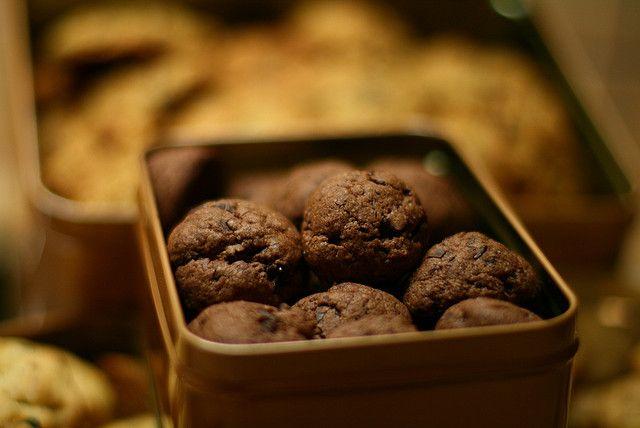 Biscotti al Cioccolato fatti con il Bimby: LEGGI LA RICETTA http ...
