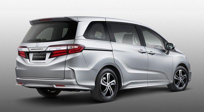 2020 Honda Odyssey Release Date Price