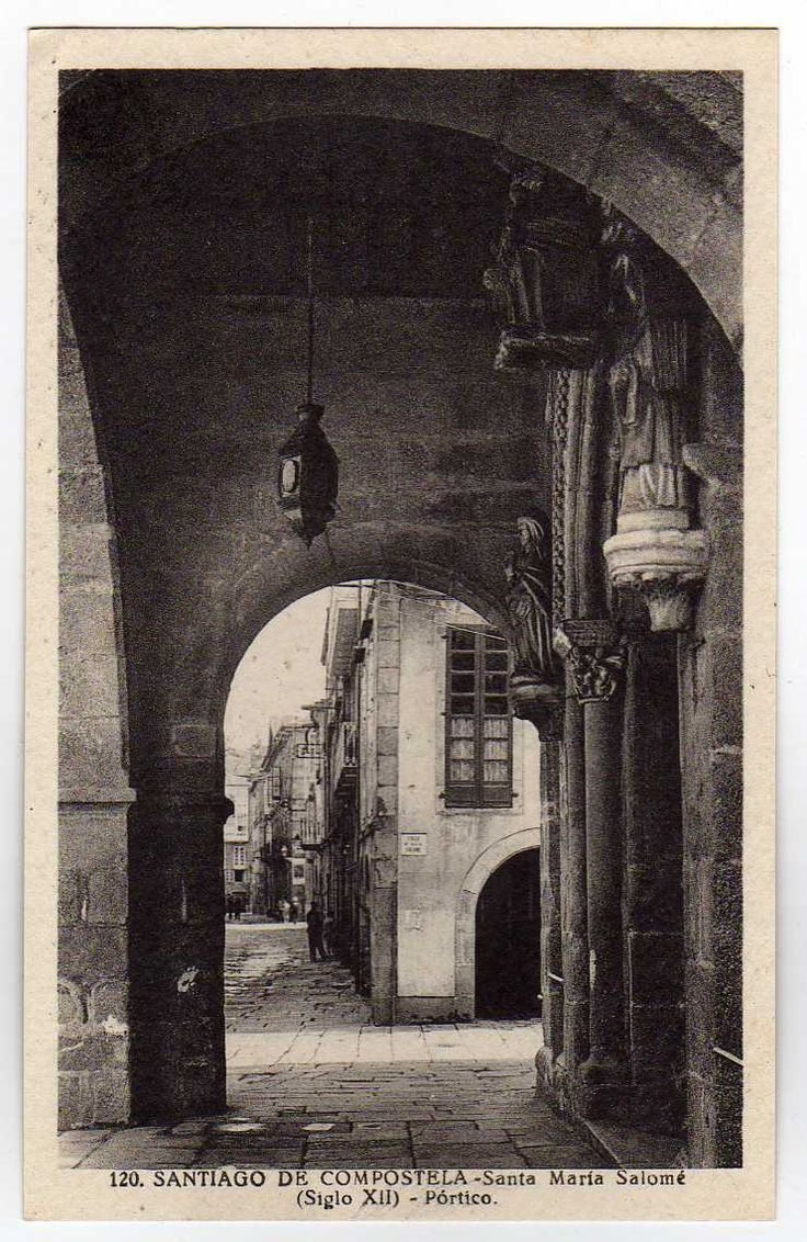 320 best antigua compostela images on pinterest old - Fotografo santiago de compostela ...