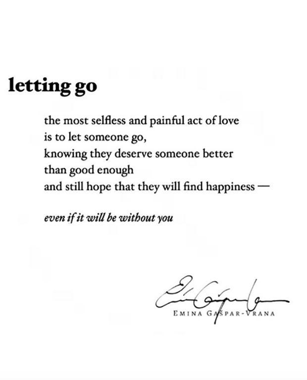 15 Brutally Honest Life & Love Quotes From Poet Emina Gašpar-Vrana