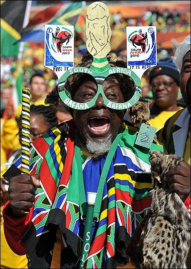 The Sun Newspaper - The Bafana Fan