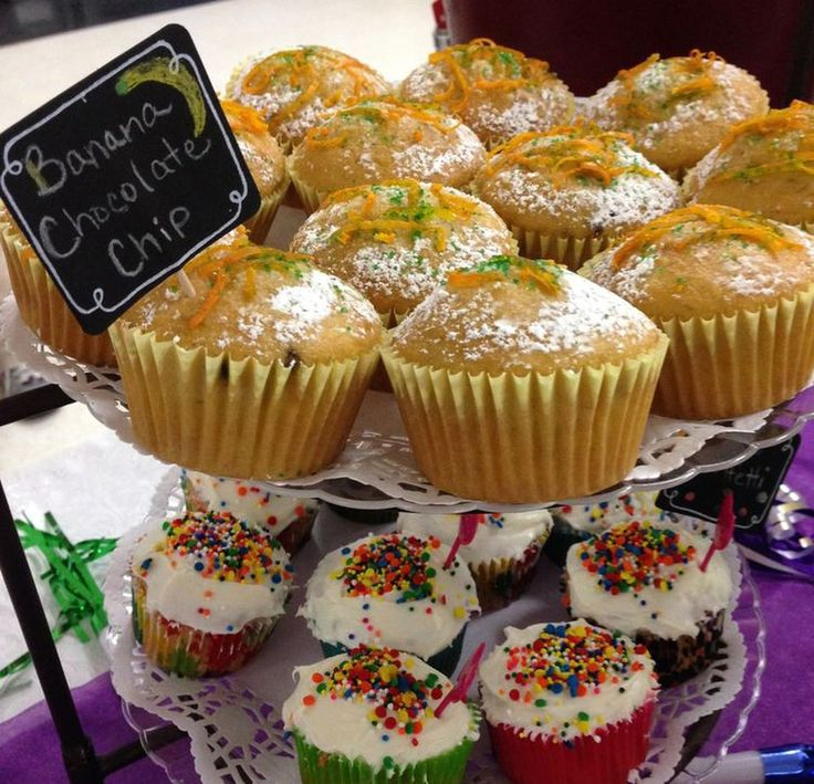 Cupcake Decorating Ideas For Church : 1000+ images about Canot Just Have One... on Pinterest ...