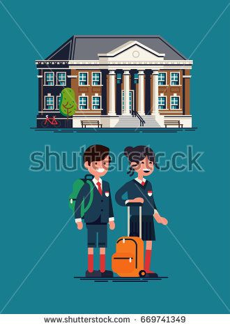 stock-vector-creative-private-school-vector-design-elements-with-classic-look-school-building-and-two-primary-669741349.jpg (330×470)
