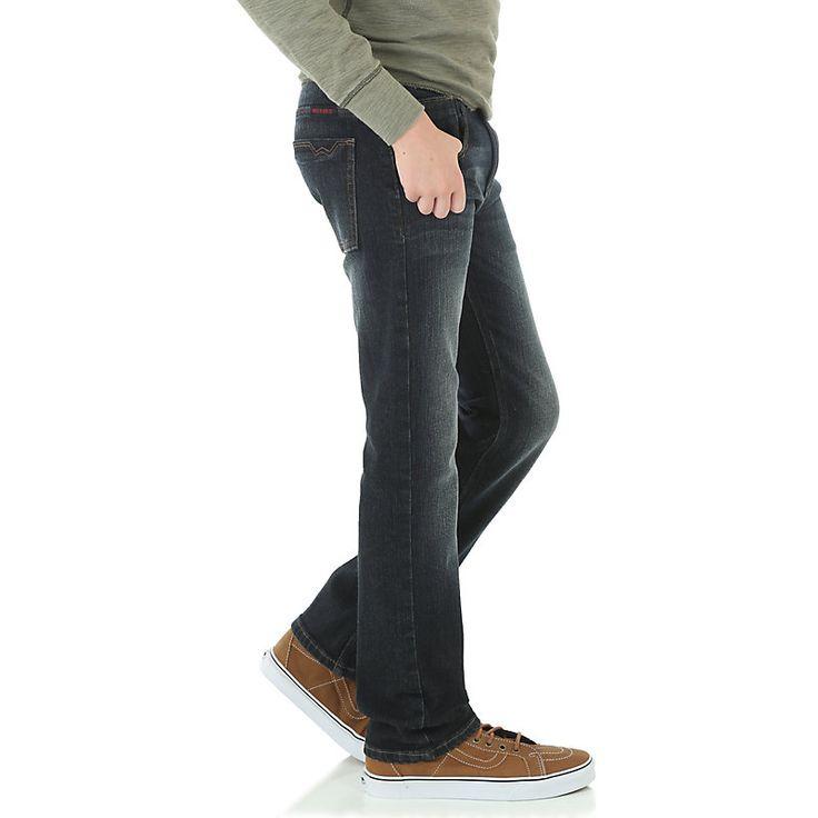 wrangler straight fit flex walmart