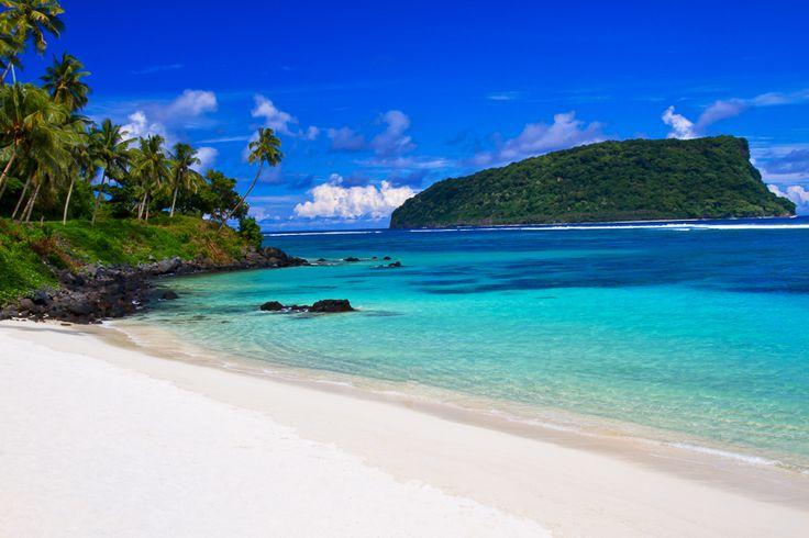 I just love Lalomanu Beach..........http://www.virgin-cove.ws/restaurantbar.htm
