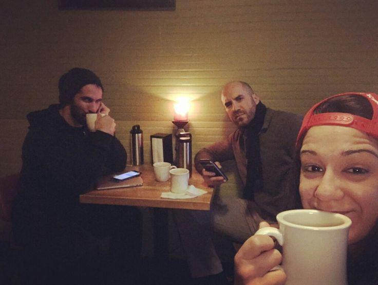 Seth Rollins, Cesaro, Bayley