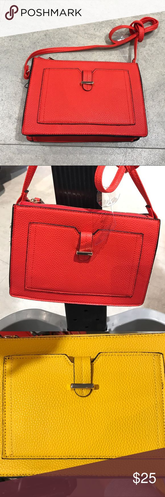 """Very cute messenger bag Prices are firm in boutique!! 10""""x7"""". NOT Michael Kors, tagged the brand for exposure purpose only. Michael Kors Bags"""