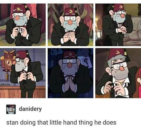 Stan is cute