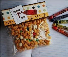 treat bags, back to school ideas, ideas for the first day of school, treat bags for teachers, reading survival kit, first aid kit for writing, - Re-pinned by @PediaStaff – Please Visit http://ht.ly/63sNt for all our pediatric therapy pins
