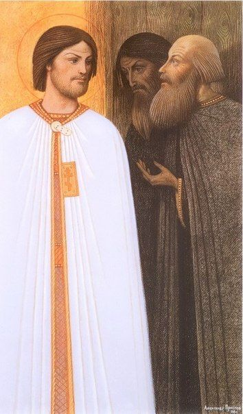 Aleksandr Prostev | VK 25 iunie Sfintii Petru si Fevronia din Murom