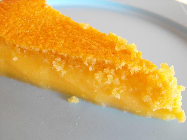 Queijada de limão com amêndoa | Flickr – Compartilhamento de fotos!
