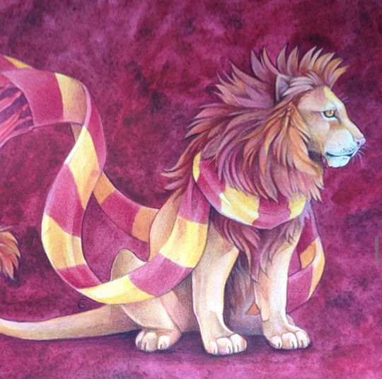 El león de Gryffindor                                                                                                                                                                                 Más
