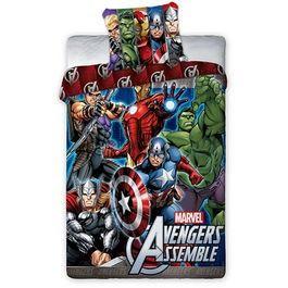 FUNDA NORDICA de LOS VENGADORES de Marvel (160 x 200 cn)