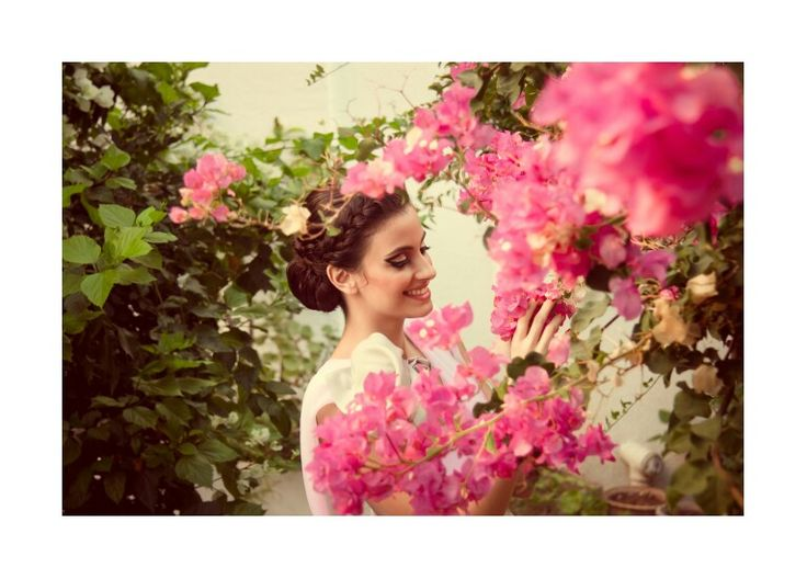 beautiful as a flower