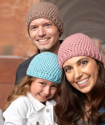 Crochet Hats to Give