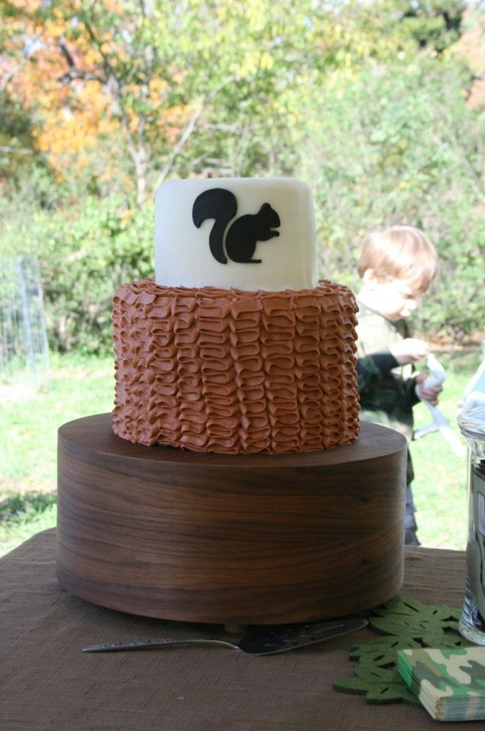 1000+ images about Squirrel Cakes on Pinterest | Purple ...