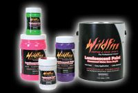 Visible Luminescent Paint: THE Black Light Acrylic Paint Trusted By Hollywood Professionals.