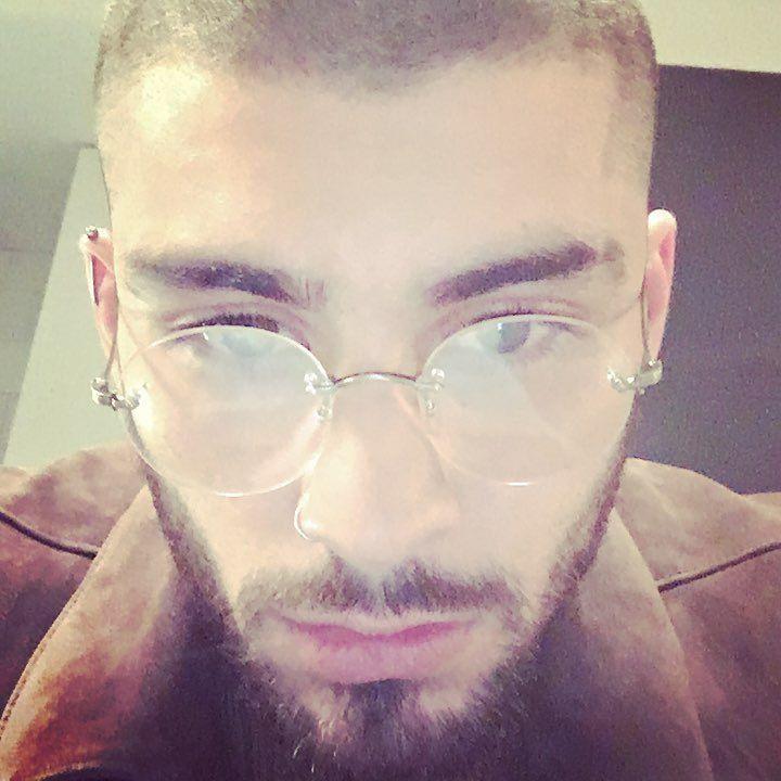 Zayn Malik Eyebrow Slits