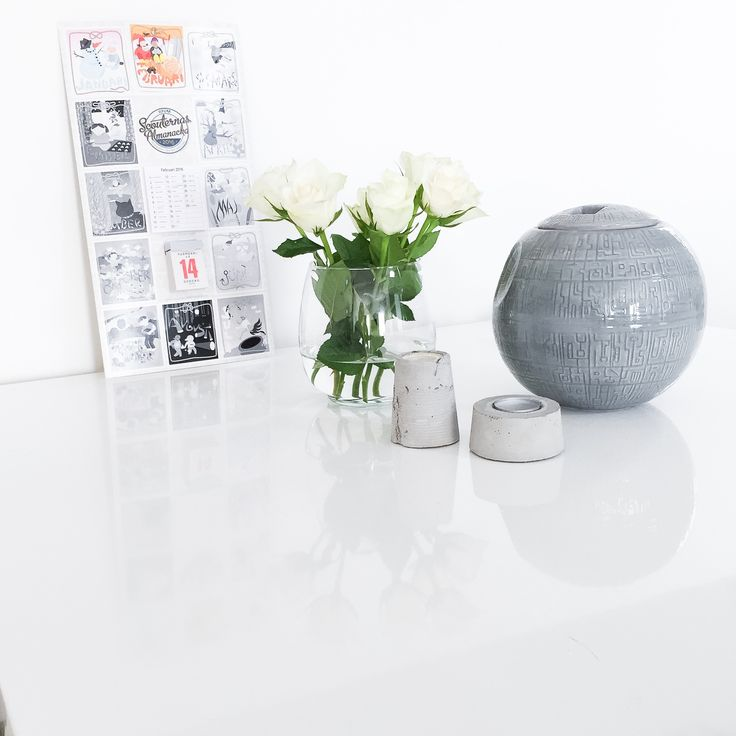 "Can't resist this Death Star cookie jar (Star Wars). ""Join the dark side, we have cookies"", right?"