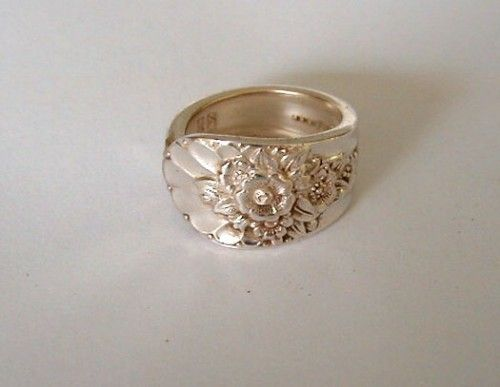 spoon ring                                                                                                                                                                                 More