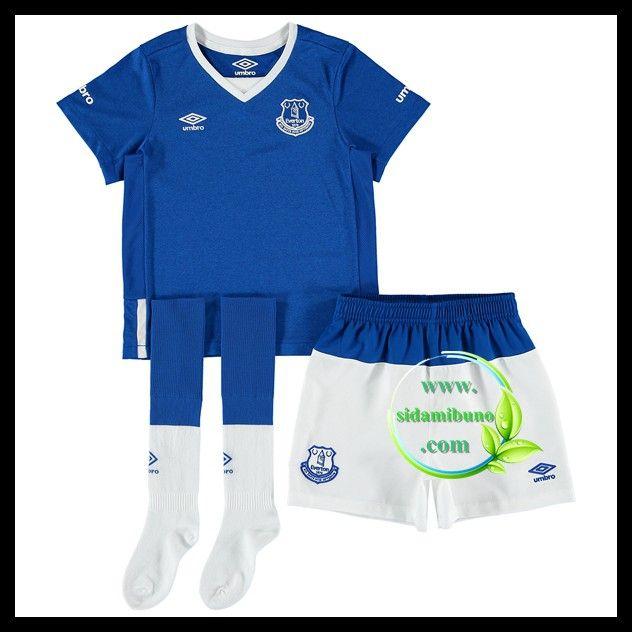 Fotballdrakter Everton Barn Hjemmedraktsett 2016-2017