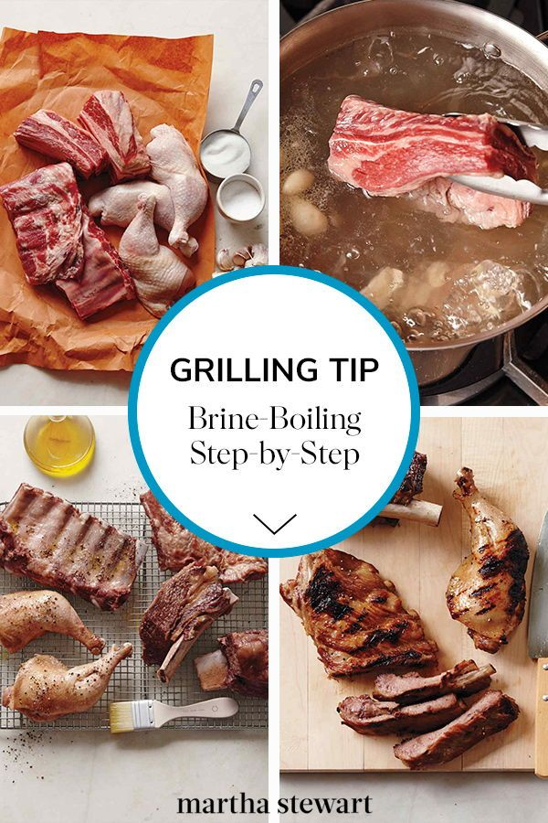 A Step By Step Guide To Brine Boiling Grilled Short Ribs Baked Ribs How To Cook Ribs