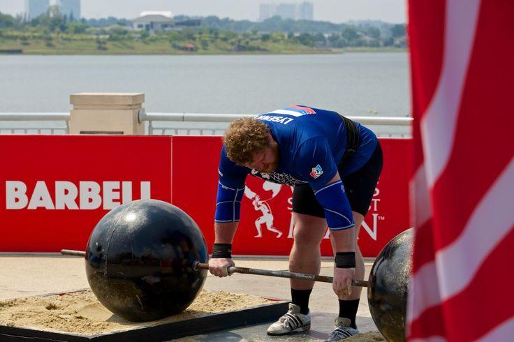 Alexander Lysenko - World's Strongest Man Competition